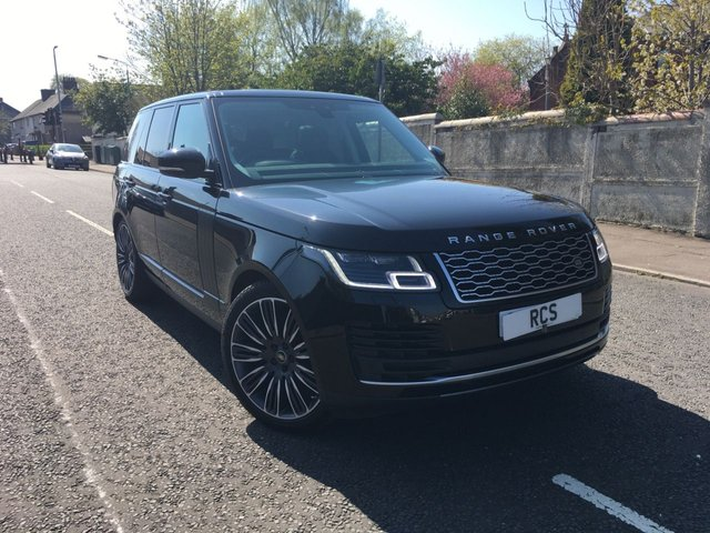 USED 2020 69 LAND ROVER RANGE ROVER 3.0 SDV6 VOGUE 5dr STUNNING EXAMPLE