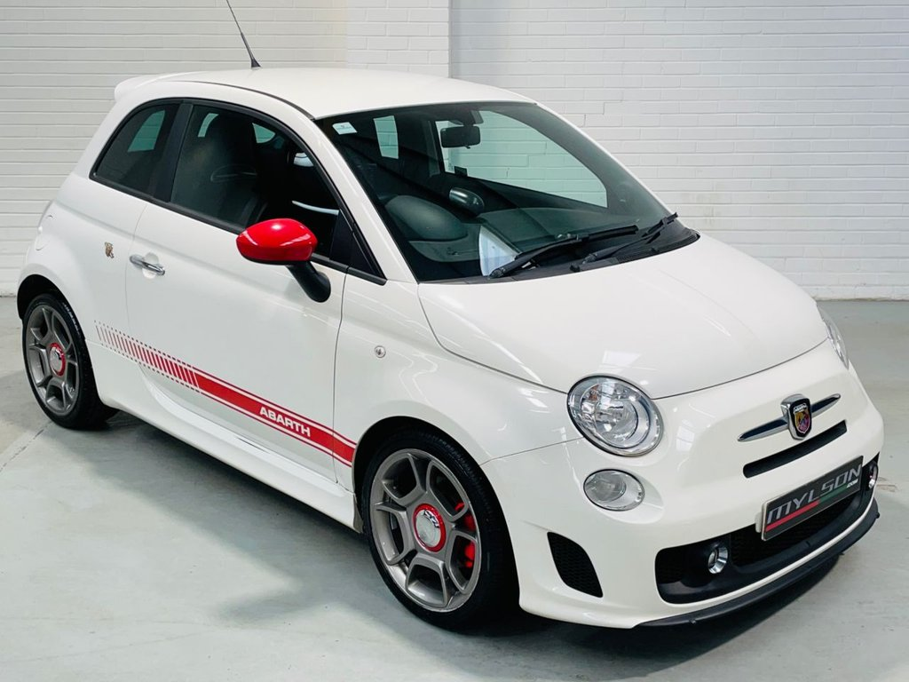USED 2011 11 ABARTH 500 1.4 ABARTH 3d 135 BHP DUE IN.. Low Miles|AA Inspected|Warranty|PX + FINANCE