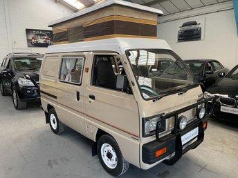 1990 SUZUKI SK 1.0 411 SUPER CARRY TX 45 BHP £8990.00