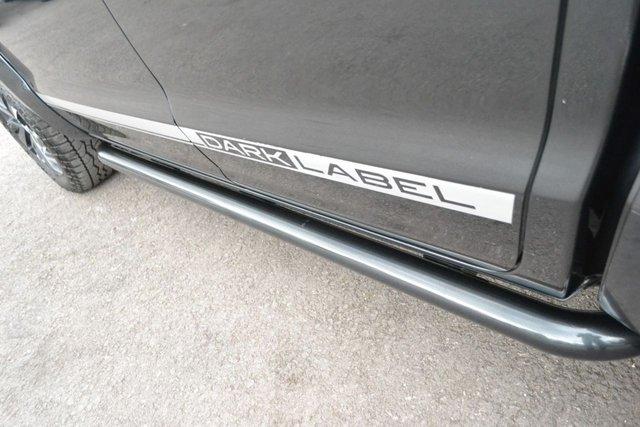 USED 2018 18 VOLKSWAGEN AMAROK 3.0 DCB V6 TDI DARK LABEL 4MOTION 4d 202 BHP ROLLER SHUTTER BACK ~ SAT NAV ~ REVERSE CAMERA