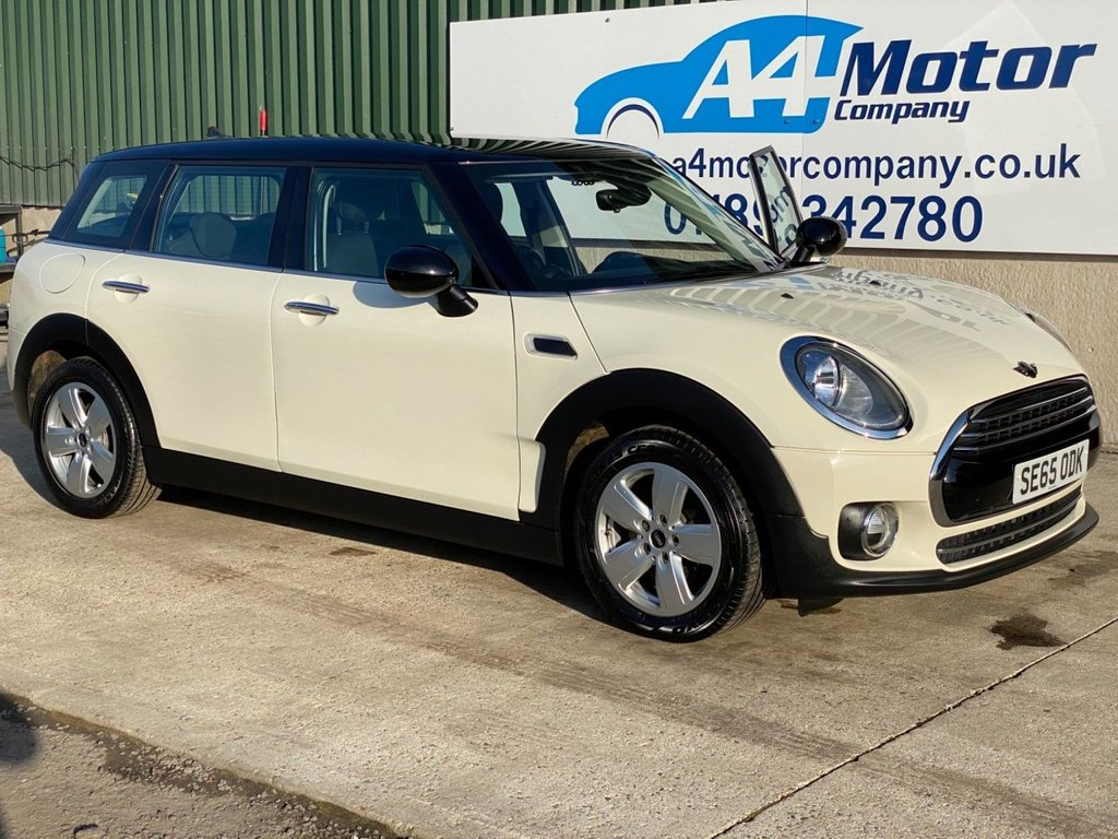 USED 2015 65 MINI CLUBMAN 2.0 Cooper D (s/s) 6dr WE ARE OPEN BY APPOINTMENT