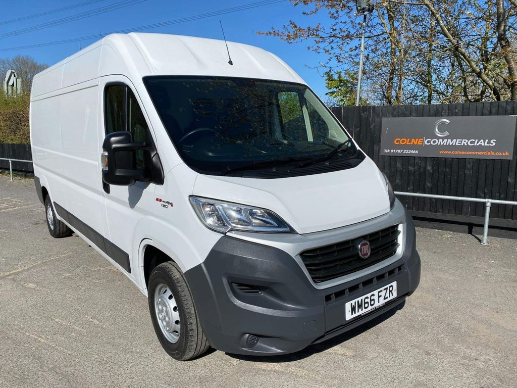 USED 2016 66 FIAT DUCATO 2.3 MultiJetII 35 L H2 EU6 5dr **EURO 6**LOVELY CONDITION**