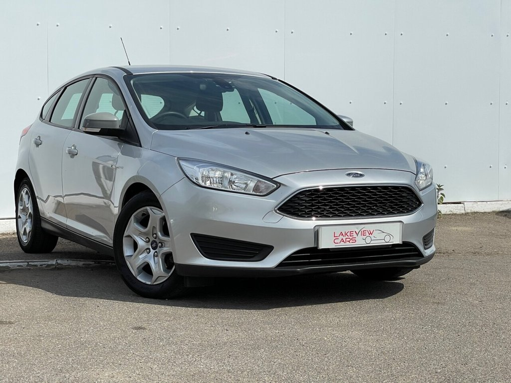 USED 2016 65 FORD FOCUS 1.5 STYLE TDCI 5d 94 BHP