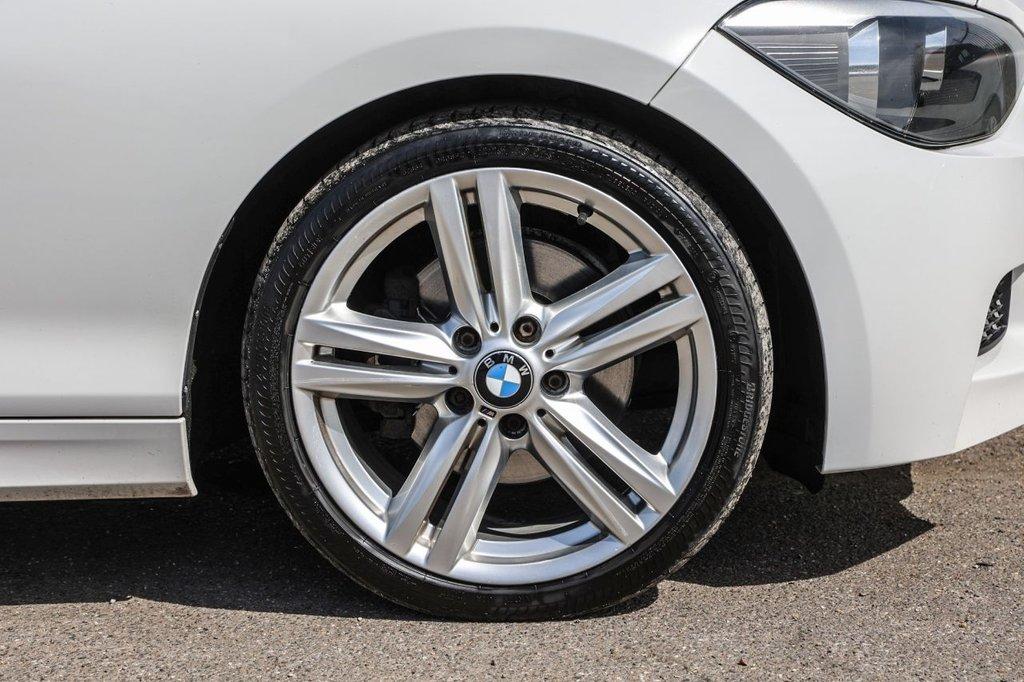 USED 2012 12 BMW 1 SERIES 2.0 125D M SPORT 5d 215 BHP