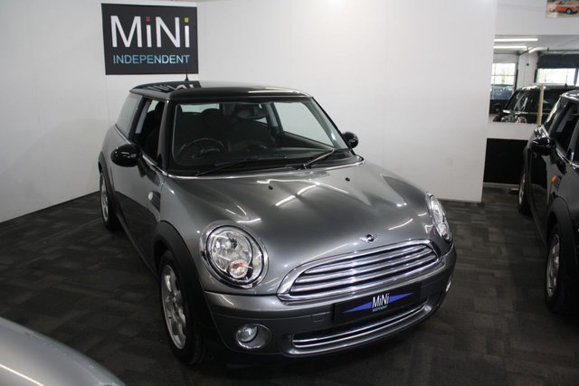 USED 2009 09 MINI HATCH COOPER 1.6 COOPER GRAPHITE 3d 118 BHP