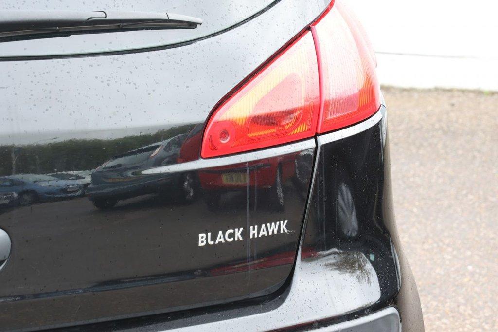 USED 2007 07 MITSUBISHI COLT 1.1 CZ1 BLACK HAWK 3d 75 BHP