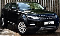 USED 2015 15 LAND ROVER RANGE ROVER EVOQUE 2.2 SD4 Pure Tech 4X4 3dr [9] £36k New, 2 Owners, F/LR/S/H