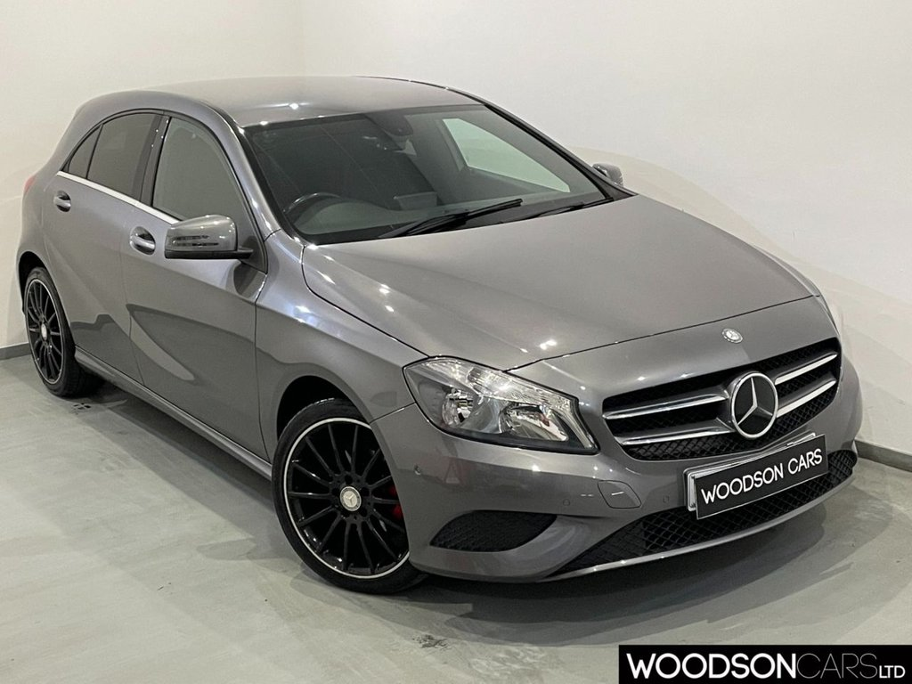 USED 2013 63 MERCEDES-BENZ A-CLASS 1.8 A180 CDI BLUEEFFICIENCY SE 5d 109 BHP Bluetooth / Isofix / Privacy Glass / Upgraded Alloy Wheels