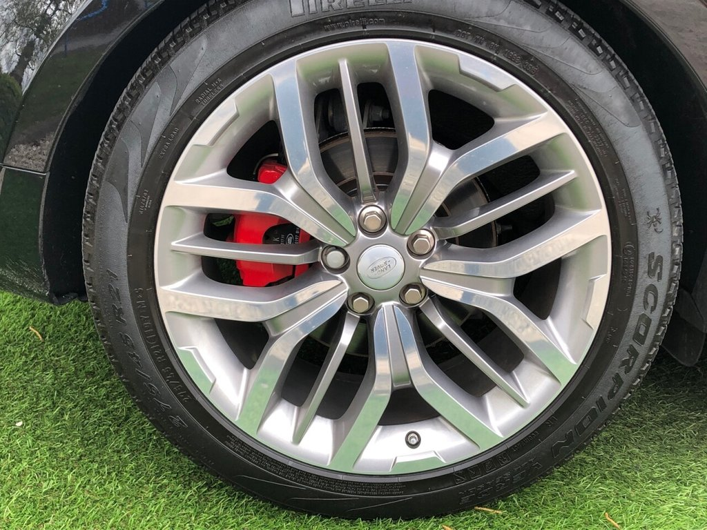USED 2018 68 LAND ROVER RANGE ROVER SPORT 3.0 SDV6 HSE 5d 306 BHP