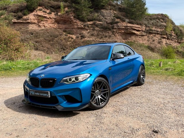 USED 2016 M BMW M2 3.0 M2 2d 365 BHP GREAT SPEC Total Cost £48,525