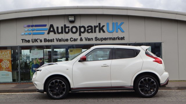 USED 2013 13 NISSAN JUKE 1.6 NISMO DIG-T 5d 200 BHP LOW DEPOSIT OR NO DEPOSIT FINANCE AVAILABLE . COMES USABILITY INSPECTED WITH 30 DAYS USABILITY WARRANTY + LOW COST 12 MONTHS ESSENTIALS WARRANTY AVAILABLE FROM ONLY £199 (VANS AND 4X4 £299) DETAILS ON REQUEST. ALWAYS DRIVING DOWN PRICES . BUY WITH CONFIDENCE . OVER 1000 GENUINE GREAT REVIEWS OVER ALL PLATFORMS FROM GOOD HONEST CUSTOMERS YOU CAN TRUST .