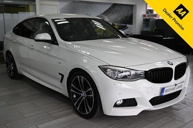 USED 2013 N BMW 3 SERIES 2.0 328I M SPORT GRAN TURISMO 5d 242 BHP
