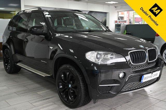 USED 2010 10 BMW X5 3.0 XDRIVE30D SE 5d 241 BHP