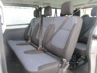 USED 2017 67 VAUXHALL VIVARO 1.6 L2 H1 2900 CDTI BI TURBO 125 BHP 9 SEAT MINIBUS 2017 67 vauxhall sportive minibus with very low miles BI Turbo in silver Air & Lec Pack