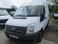 USED 2011 61 FORD TRANSIT 2.2 280 5d 100 BHP Semi Hi Roof with A/c Lec windows Transit 280 Swb NO VAT TO PAY with Air con