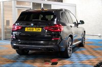 USED 2018 68 BMW X3 3.0 M40I 5d 356 BHP Remaining BMW Warranty | Two Owners