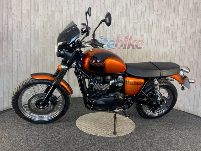 TRIUMPH SCRAMBLER at Rite Bike
