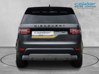 USED 2018 68 LAND ROVER DISCOVERY 2.0 SD4 HSE 5d 237 BHP