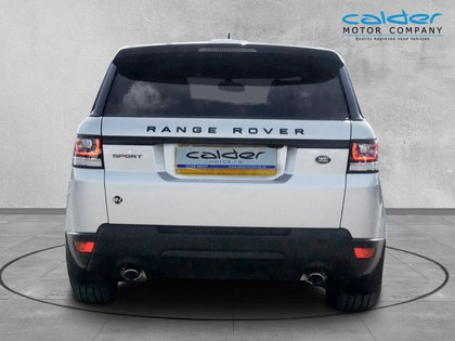 USED 2016 E LAND ROVER RANGE ROVER SPORT 3.0 SDV6 HSE DYNAMIC 5d 306 BHP
