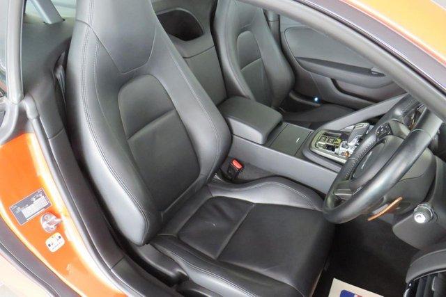 USED 2014 64 JAGUAR F-TYPE 3.0 V6 S 2d 380 BHP