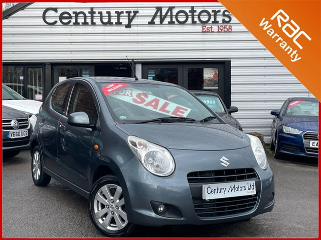 2009 09 SUZUKI ALTO 1.0 VTi SZ4 5dr - LOW INSURANCE