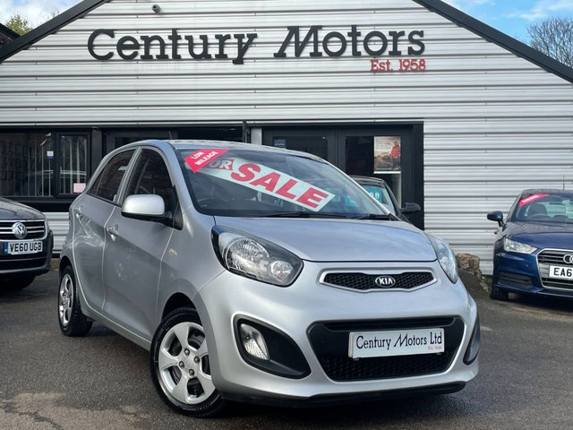 2012 62 KIA PICANTO 1.0 1 5dr - LOW INSURANCE