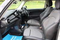 USED 2018 68 MINI HATCH COOPER 1.5 COOPER D 3d 114 BHP 6 MONTH WARRANTY PLUS 12 MONTH MOT AUTOMATIC FULL HISTORY NARDO GREY