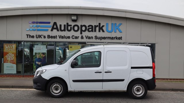 USED 2016 16 MERCEDES-BENZ CITAN 1.5 109 CDI 90 BHP LOW DEPOSIT OR NO DEPOSIT FINANCE AVAILABLE . COMES USABILITY INSPECTED WITH 30 DAYS USABILITY WARRANTY + LOW COST 12 MONTHS ESSENTIALS WARRANTY AVAILABLE FROM ONLY £199 (VANS AND 4X4 £299) DETAILS ON REQUEST. ALWAYS DRIVING DOWN PRICES . BUY WITH CONFIDENCE . OVER 1000 GENUINE GREAT REVIEWS OVER ALL PLATFORMS FROM GOOD HONEST CUSTOMERS YOU CAN TRUST .