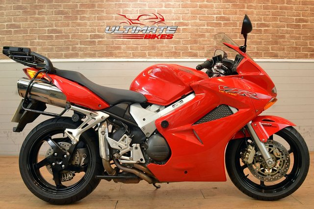 USED 2003 53 HONDA VFR 800 A-3 - FREE DELIVERY AVAILABLE