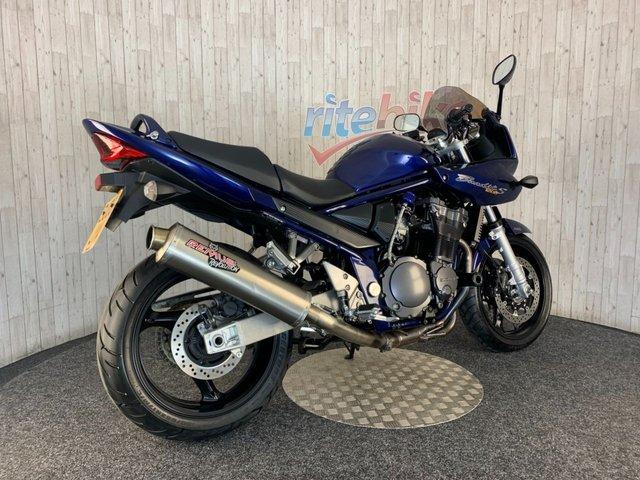 SUZUKI Bandit 1200 at Rite Bike