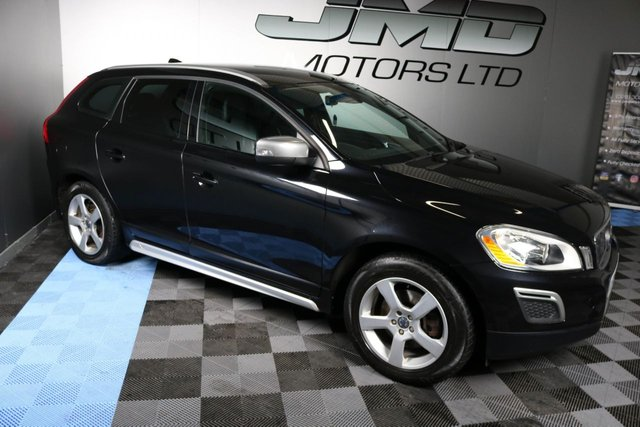 USED 2012 VOLVO XC60 LATE 2012 VOLVO XC60 2.4 D4 R-DESIGN AWD 161 BHP (FINANCE AND WARRANTY)