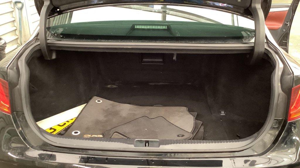 USED 2013 61 LEXUS GS 2.5 250 F SPORT 4d 206 BHP