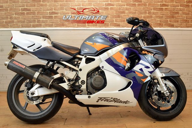 USED 1997 N HONDA CBR 900 RR  - FREE DELIVERY AVAILABLE