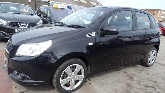 USED 2011 11 CHEVROLET AVEO 1.2 LS 5d 83 BHP DRIVES VERY WELL 1 OWNER