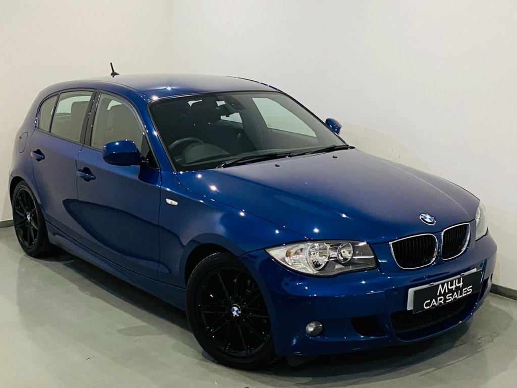 USED 2010 60 BMW 1 SERIES 2.0 118D M SPORT 5d 141 BHP 1 Former Keeper / Isofix / Alloy Wheels / Aux / Central Locking