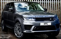 USED 2018 67 LAND ROVER RANGE ROVER SPORT 3.0 SD V6 Autobiography Dynamic Auto 4WD (s/s) 5dr £12k Extra's, Head Up, D/Steps