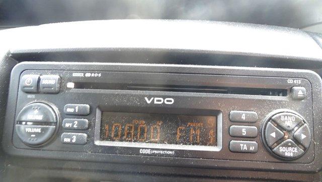 USED 2008 58 VAUXHALL VIVARO 2.0 2700CDTI SWB SHR PANEL VAN NO VAT