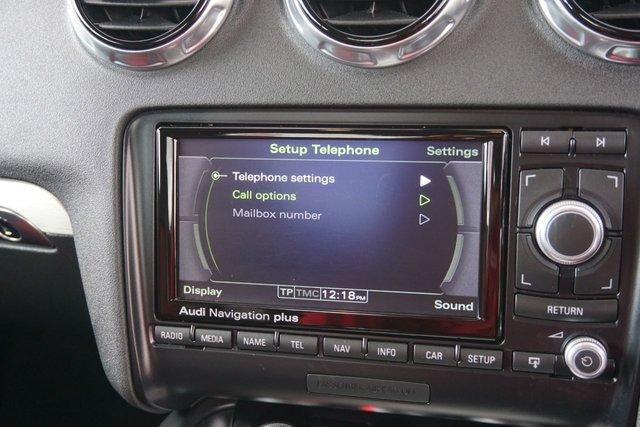 USED 2012 62 AUDI TT 2.0 TTS TFSI QUATTRO 2d 272 BHP *SERVICE HISTORY,, GREAT EXAMPLE*