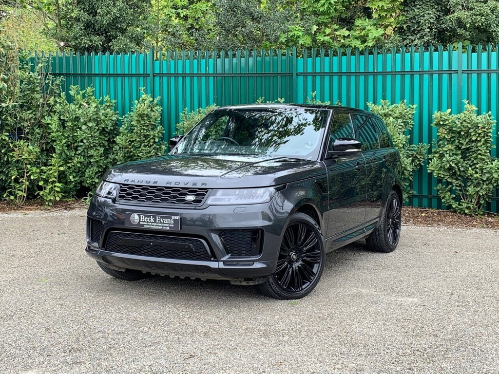USED 2018 18 LAND ROVER RANGE ROVER SPORT 3.0 SDV6 AUTOBIOGRAPHY DYNAMIC 5d 306 BHP 22 INCH WHEELS PANO SUNROOF