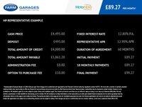 USED 2012 12 FORD FIESTA 1.6 TITANIUM ECONETIC TDCI 5d 94 BHP