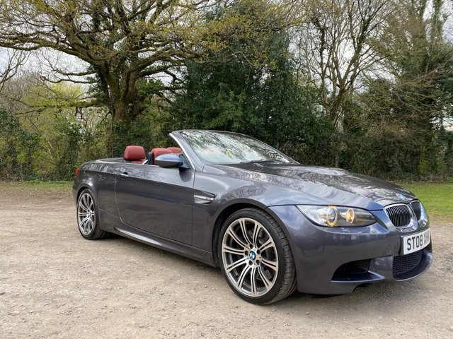 USED 2008 08 BMW M3 4.0 V8 M3 2d 414 BHP DRIVE AWAY WITH JUST £99 DEPOSIT - FINANCE AVAILABLE