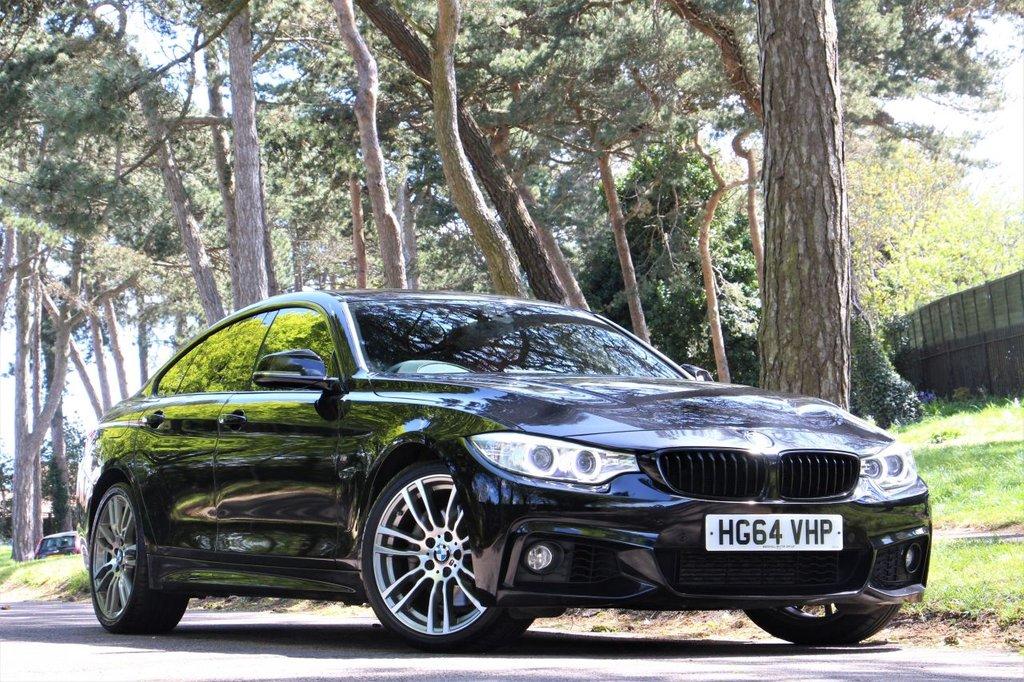 USED 2014 64 BMW 4 SERIES 435i M SPORT GRAN COUPE 306BHP