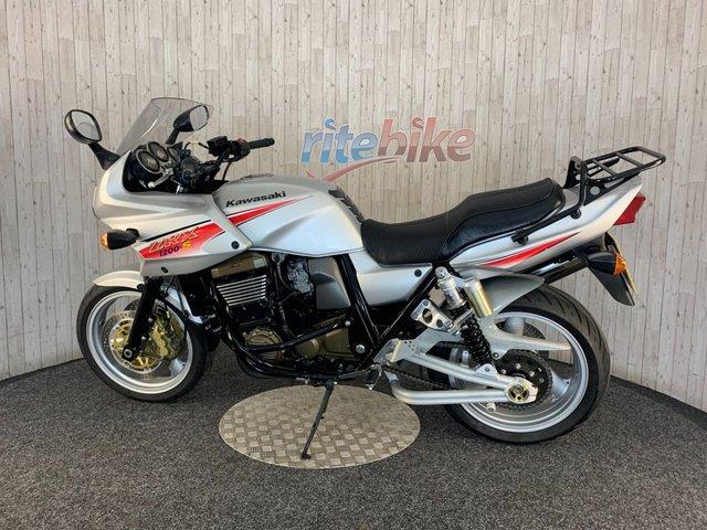 KAWASAKI ZRX1200 at Rite Bike