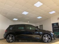 USED 2016 66 VOLKSWAGEN GOLF 2.0 GTD DSG 5d 182 BHP Spec Including Sat Nav Bluetooth MP3/iPod Connection Front/Rear Parking Sensors Cruise Control Heated Seats Lane Assist DAB Auto Lights  Now Ready to Finance and Drive Away Excellent Service History