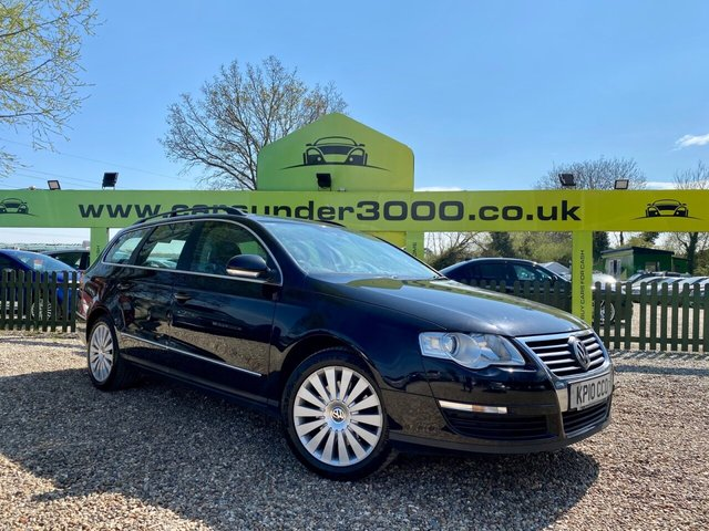 USED 2010 10 VOLKSWAGEN PASSAT 2.0 HIGHLINE PLUS TDI 5d 138 BHP