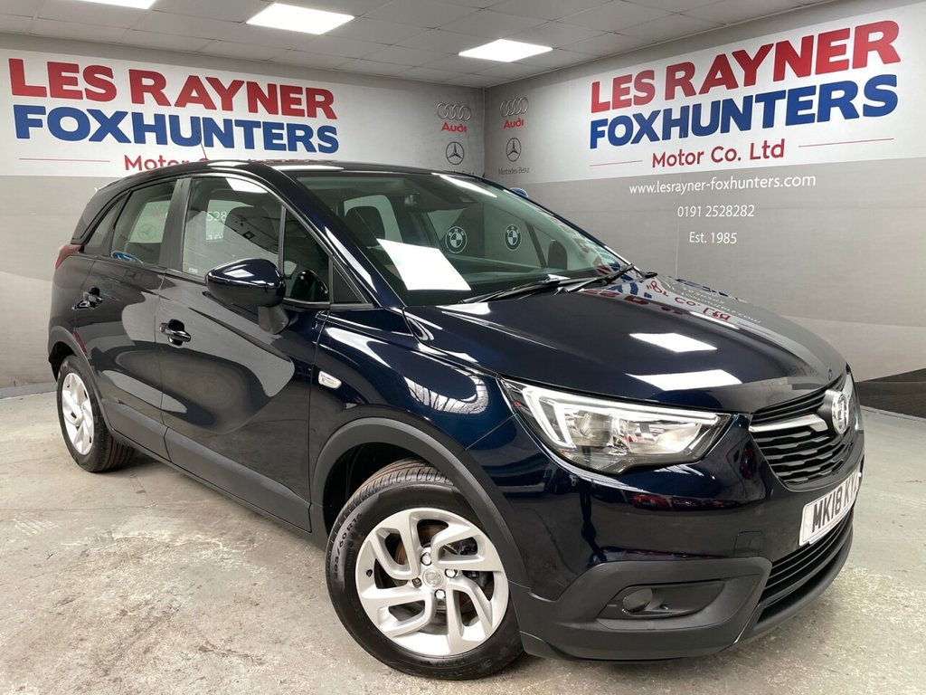View our VAUXHALL CROSSLAND X