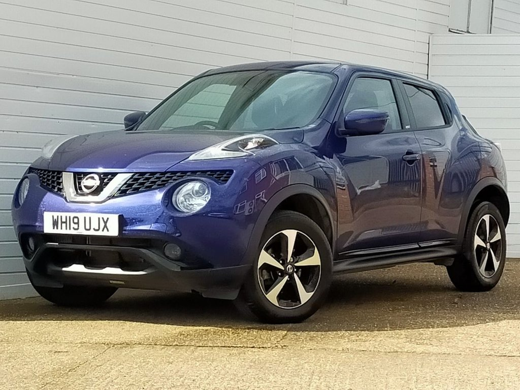 USED 2019 19 NISSAN JUKE 1.5 BOSE PERSONAL EDITION DCI 5d 109 BHP