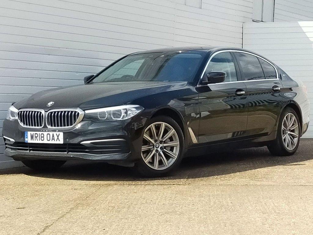 USED 2018 18 BMW 5 SERIES 2.0 530E SE 4d 249 BHP