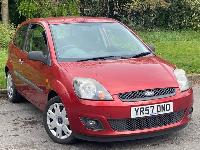 USED 2007 57 FORD FIESTA 1.6 STYLE CLIMATE 16V 3d 100 BHP FABULOUS LOW MILEAGE AUTOMATIC