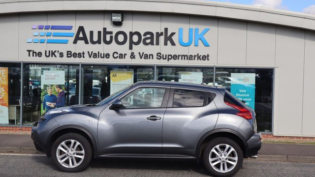 USED 2012 62 NISSAN JUKE 1.5 TEKNA DCI 5d 110 BHP LOW DEPOSIT OR NO DEPOSIT FINANCE AVAILABLE . COMES USABILITY INSPECTED WITH 30 DAYS USABILITY WARRANTY + LOW COST 12 MONTHS ESSENTIALS WARRANTY AVAILABLE FROM ONLY £199 (VANS AND 4X4 £299) DETAILS ON REQUEST. ALWAYS DRIVING DOWN PRICES . BUY WITH CONFIDENCE . OVER 1000 GENUINE GREAT REVIEWS OVER ALL PLATFORMS FROM GOOD HONEST CUSTOMERS YOU CAN TRUST .